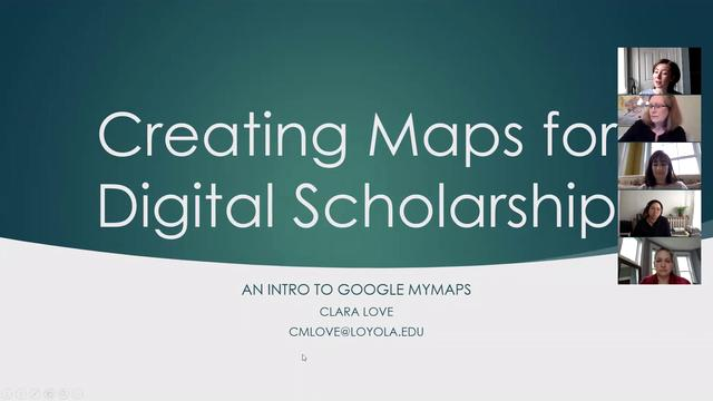 Introduction to Digital Mapping