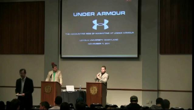 The Accounting Side of Marketing at Under Armour