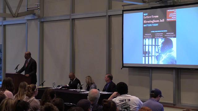 Martin Luther King Panel Discussion